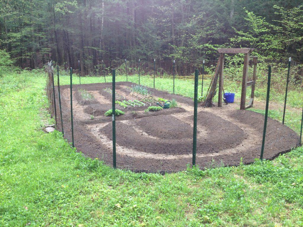Veggie Garden Installation