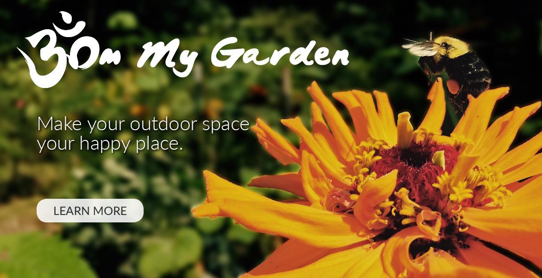 Organic & sustainable garden care for a healthier tomorrow